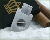 Square Cigar Cutter