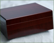 High Gloss Cherry Humidor